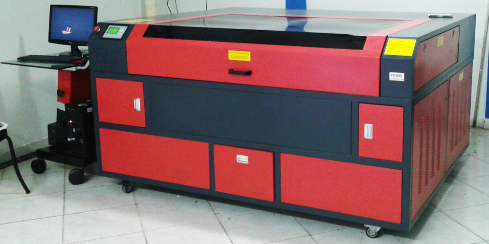Máquina Laser